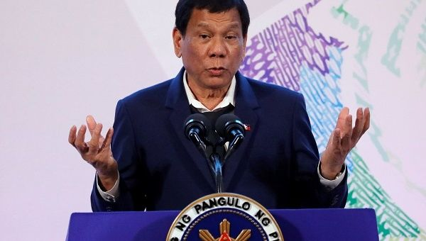 President Rodrigo Duterte cancels peace talks with communist rebels