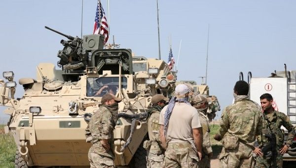 As ISIS retreats, United States is set to reveal troop numbers in Syria