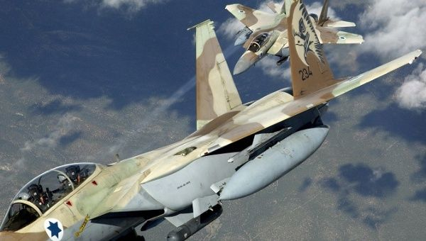 Syria: Israel Attacked Iranian Base outside Damascus