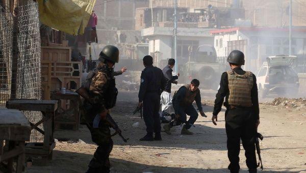 Ataque suicida en Afganistán dejó 7 víctimas fatales