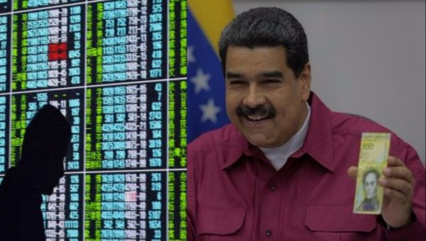 Venezuela's Maduro announces 'Petro' cryptocurrency