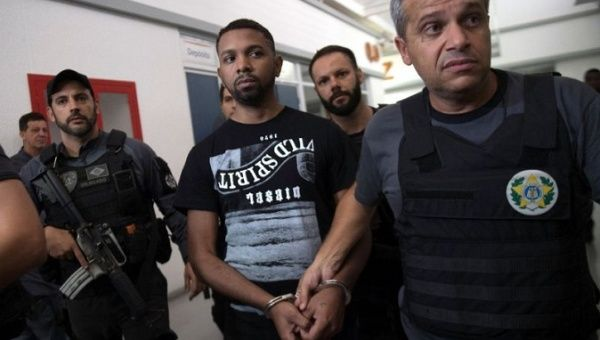Rio de Janeiro drug lord detained in military operation