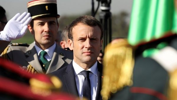 France and Qatar sign deals worth 12 billion euros - Macron