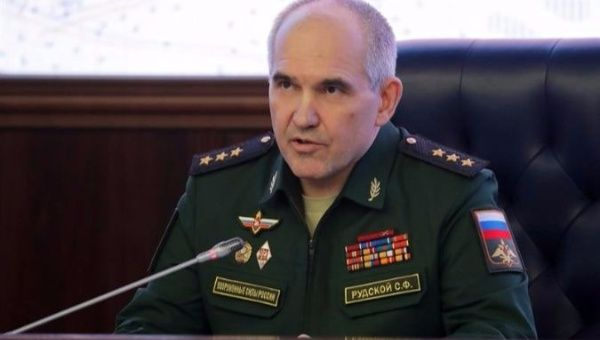 Russian Armed Forces Complete Mission to Destroy ISIL in Syria: General Staff