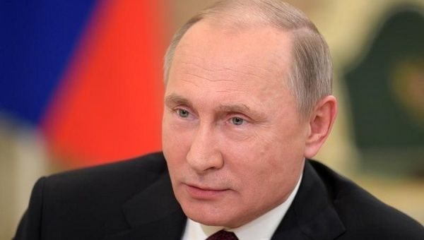 Putin orders Russian troop withdrawal from Syria