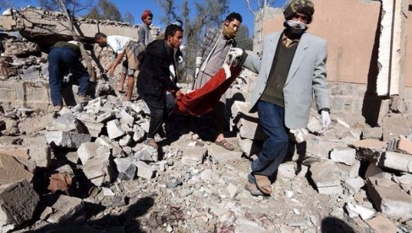 Saudi-led Airstrikes Kill 30 in Yemen's Capital