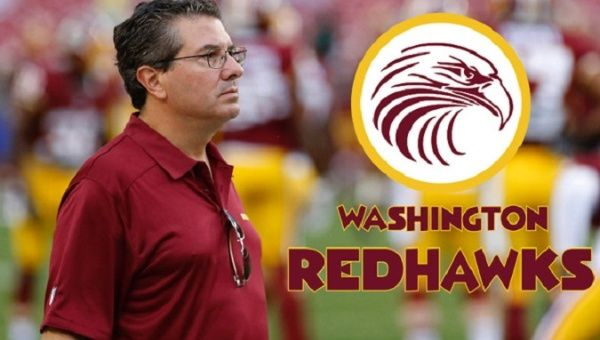 Hoax Story Claims That Washington Redskins Changed Team Name to 'Redhawks'