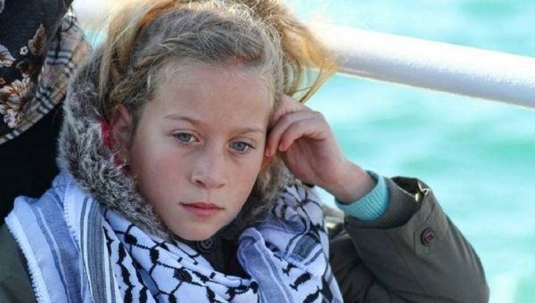 Palestinian Girl Arrested For Repeatedly Slapping Israeli Soldier