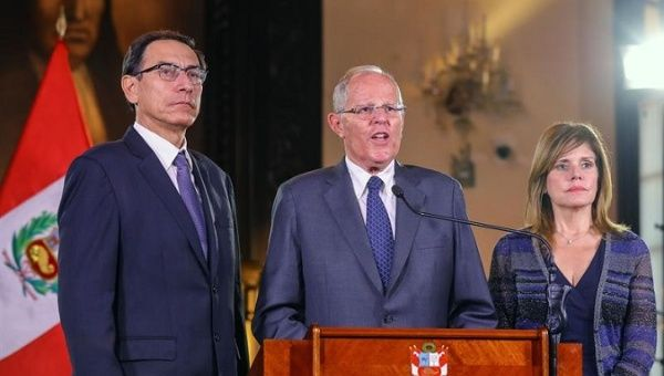 Peru president defeats bid to oust him by eight votes in Congress
