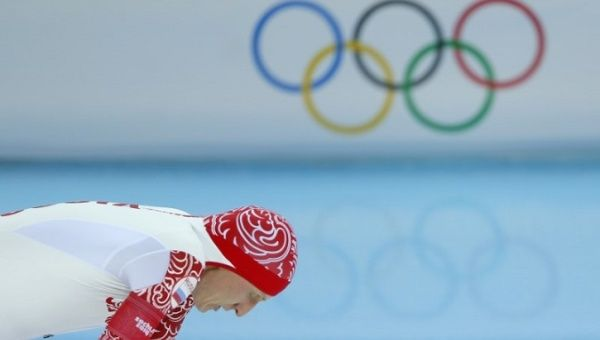 Eleven Russian athletes banned by International Olympic Committee for doping