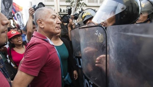 Protests spark as Pedro Pablo pardons accused ex-prez on humanitarian grounds