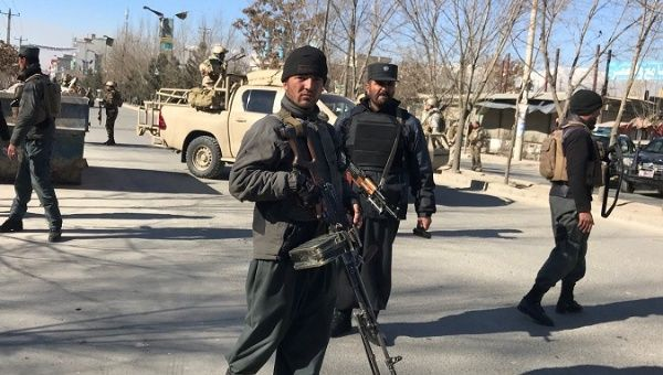 At least 40 killed, 30 wounded in Afghanistan blast
