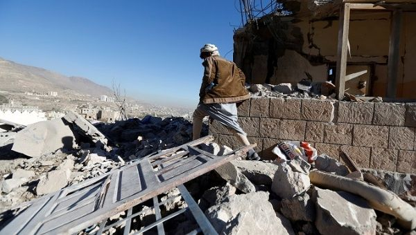 Ten days of Saudi-led coalition fighting in Yemen kills 109 people