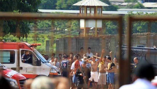 Nine killed in latest outbreak of prison violence in Brazil