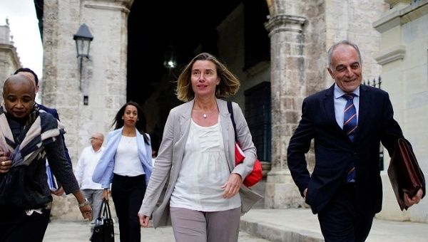 European Union Diplomat Visits Cuba to Strengthen Ties