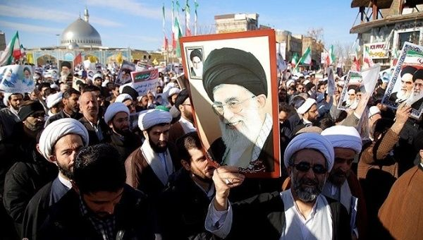 'Raising Iran unrest at United Nations  a blunder'
