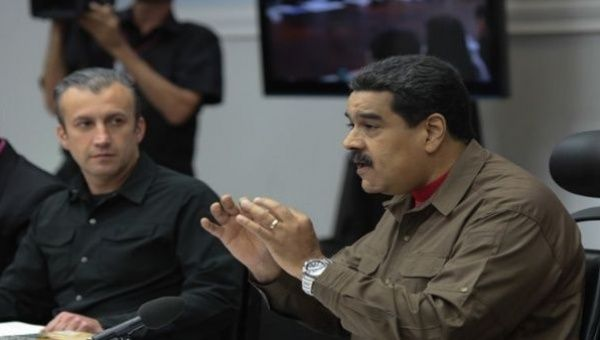 United States sanctions four current, former Venezuelan government officials