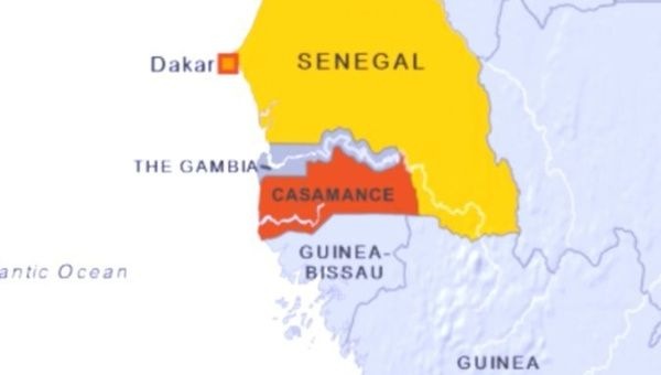 Thirteen people killed in Senegal, separatist gunmen suspected
