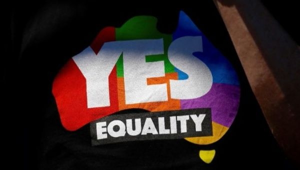 Gay Couples Legally Marry At Midnight In Australia
