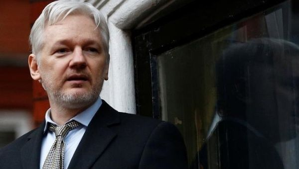 Julian Assange Granted An Ecuadorian Passport