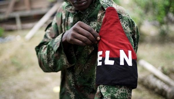 Wave of Violence Strikes Colombia After ELN Ceasefire Ends