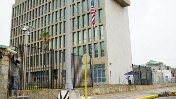 Tillerson renews probe into 'sonic attacks' at US Embassy in Cuba