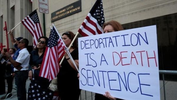 Salvadoran immigrants to lose protected standing is US