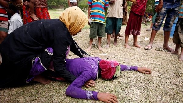 Insurgents attack Myanmar soldiers in Rakhine, wounding 6