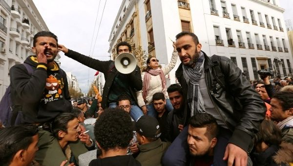 Tunisia anti-austerity protests: share your thoughts and reaction
