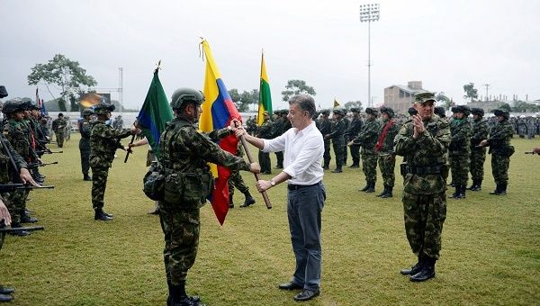 United Nations chief in Colombia to support troubled peace process