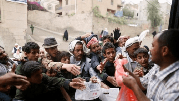 Food imports needed to 'stave off famine' in Yemen
