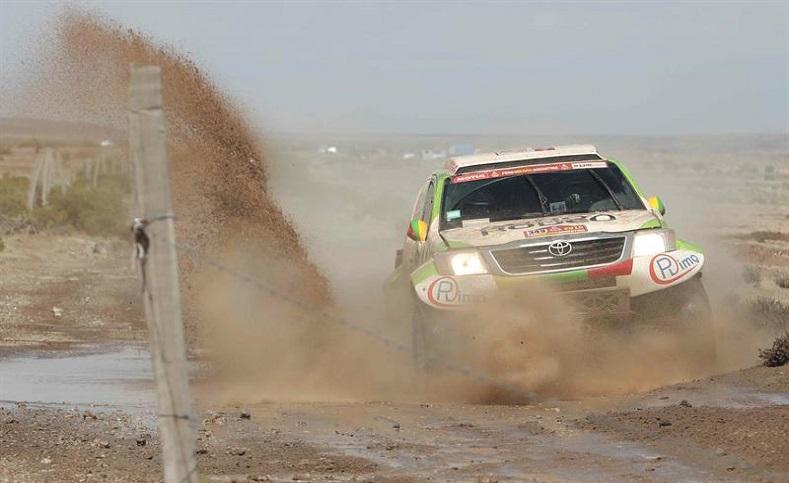 Dakar Rally leader Sainz handed 10-minute penalty
