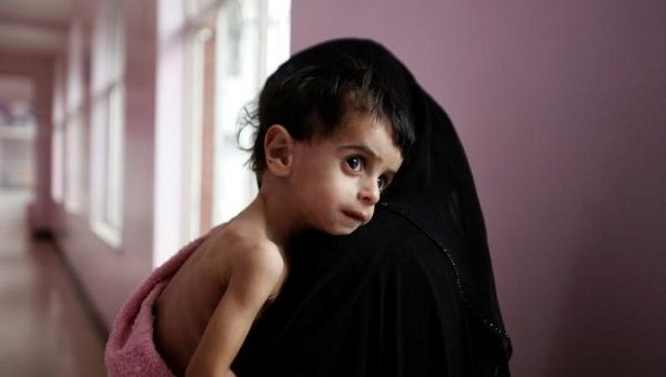UN Calls for Humanitarian Aid to Fight Famine in Yemen