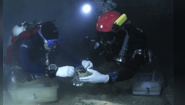 World's biggest flooded cave found in Mexico, explorers say