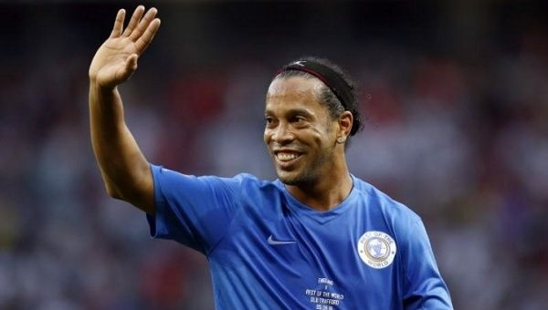 Brazil legend Ronaldinho announces retirement from football