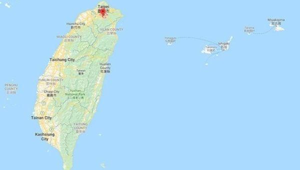 5.7-magnitude natural disaster rocks Taipei