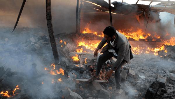Saudi Arabia shoots down Houthi missile fired at Jazan