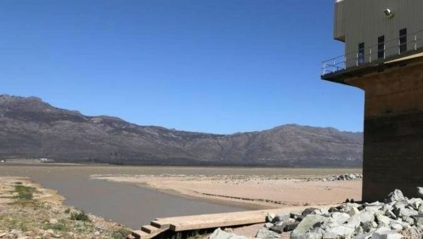 Cape Town faces 'Day Zero' in April for drought-stricken water supply