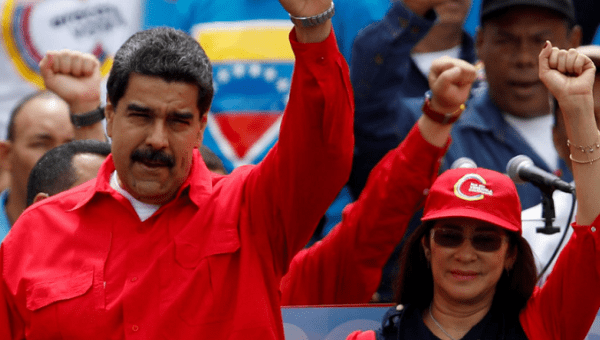 European Union imposes sanctions on 7 senior Venezuelan officials