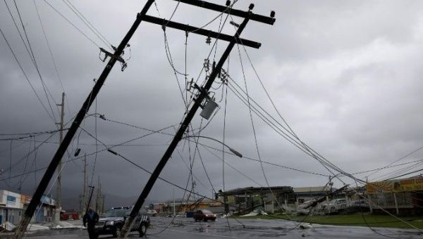 Puerto Rico to privatize its power system