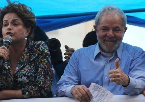 """Lula aseguró que pese a lo que suceda en el juicio, """"yo seguiré en la lucha por la dignidad del pueblo en este país""""."""