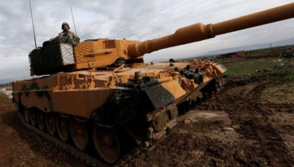 Ankara: nearly 350 terrorists killed in Afrin