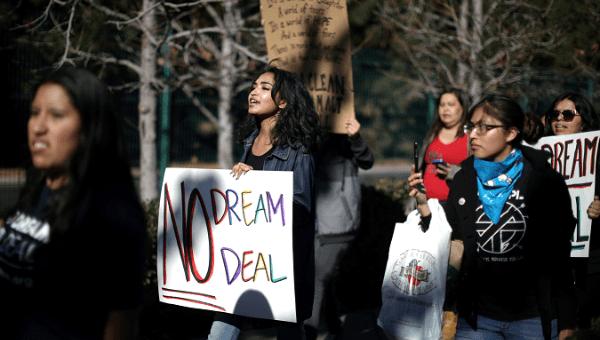 Durbin defends holding DACA line in shutdown showdown