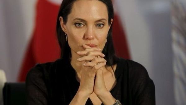 Jolie to work with North Atlantic Treaty Organisation to combat sexual violence