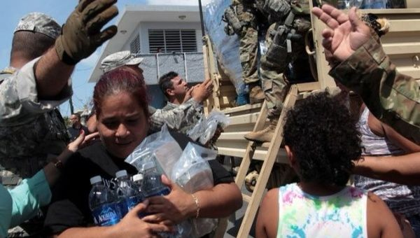 FEMA Contractor Didn't Deliver Almost 30 Million Meals To Puerto Rico