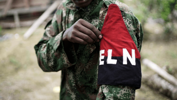 COLOMBIA: ELN Branch Threatens Blockades To Force Government Back To Talks