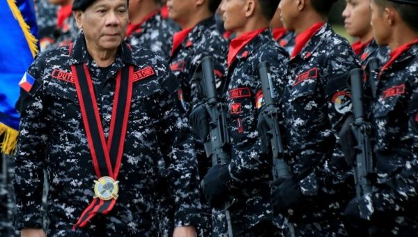 ICC to mount 'preliminary examination' of war on drugs EJKs - Palace