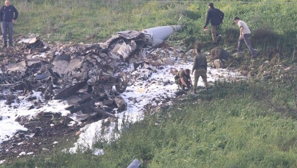 Israeli Air Force strikes Iranian targets in Syria