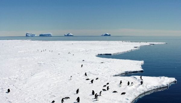 Fears that sea levels will be rising 1cm a year by 2100