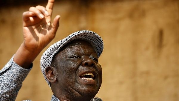 Zimbabwe's Opposition leader Morgan Tsvangirai loses battle to cancer, dies aged 65